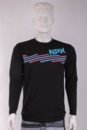 NPX 10  Hydro L/S Men Flashback